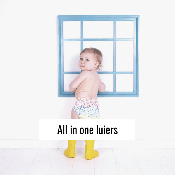 All in one luiers